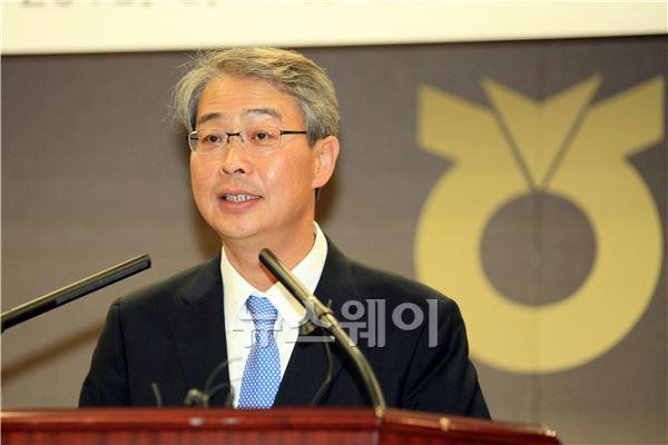 취임 100일 허송세월한 임종룡 NH금융회장