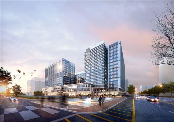 현대건설, 내달 문정동 현대지식산업센터 분양