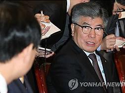 [NW포토]인사말 하는 김중수 한은 총재