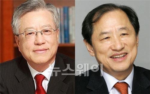 정통부 장관 출신 두 통신 CEO '이석채-이상철' 엇갈린 명암
