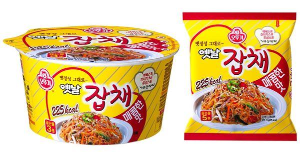 오뚜기, '옛날 잡채 매콤한 맛' 출시