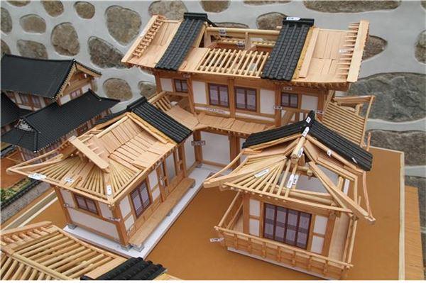 SH공사, 은평 한옥마을 견본주택 상량식 개최