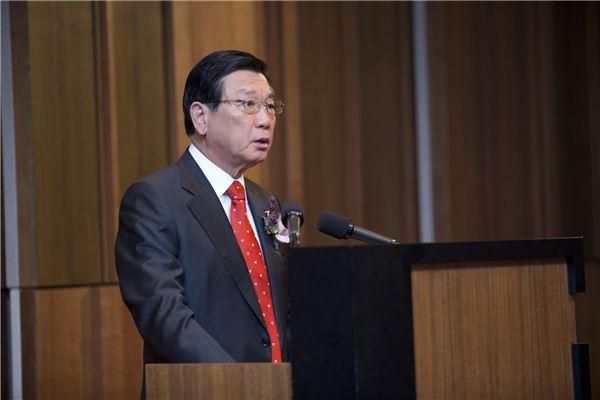 박삼구 금호아시아나 회장, 한·중 경제무역 협력교류회 참석