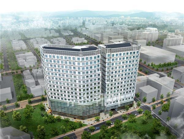 현대건설, '마곡 힐스테이트 에코' 평균 12.2대 1