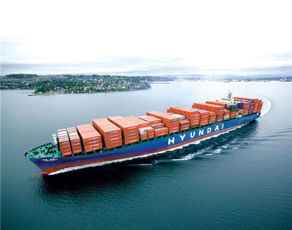 현대상선, G6 동맹 서비스 확대…美 서안 운항횟수 2배 늘어