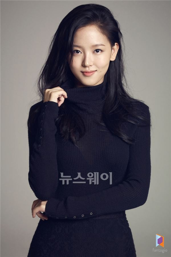'파격 뒤태' 배우 강한나, MBC '미스코리아' 반전 악녀 변신