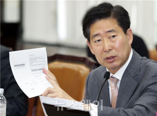 """양승조 """"박근혜, 아버지 전철 밟을 수 있다"""""""