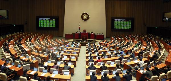 2013년 정기국회 마지막날 처리 법안 내역