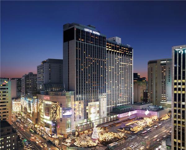 롯데호텔서울, 글로벌 트래블러가 선정한 '최고의 호텔'