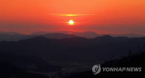 가까운 일출 명소 찾기 '의외'로 서울에 많네