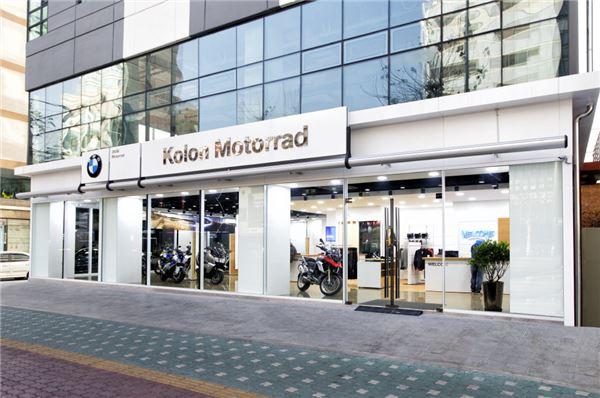 BMW 모토라드, 서울 용답동에 강북 전시장 오픈