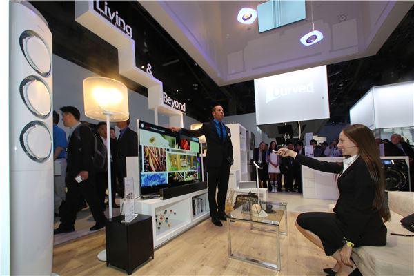 [2014 CES]삼성-LG, 스마트 생활가전으로 격돌