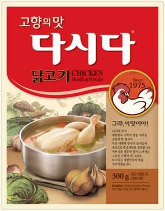 CJ제일제당, 해외판매용 '다시다 닭고기' 국내서 판매