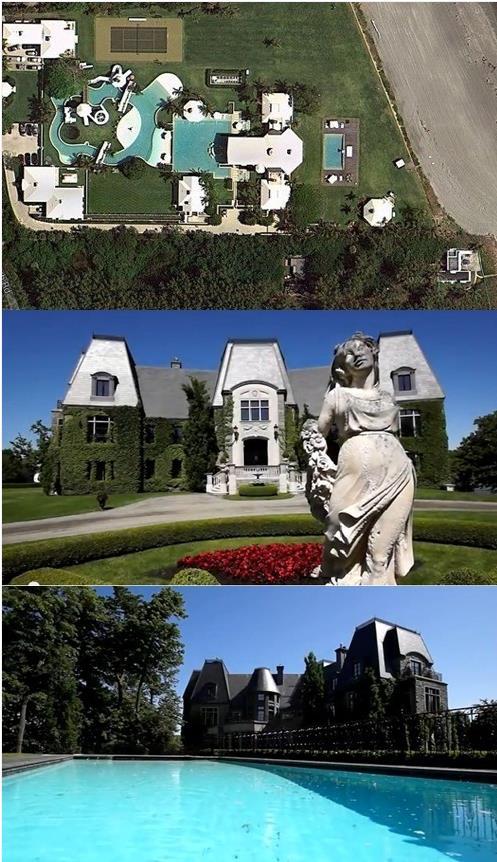 워터파크가 있는 저택 주인은 셀린 디온···760억원에 팔릴까?