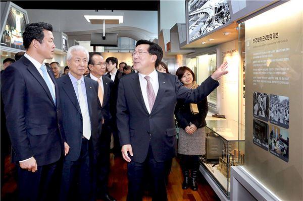 중기중앙회, 국내 유일의 '중소기업역사관' 개관