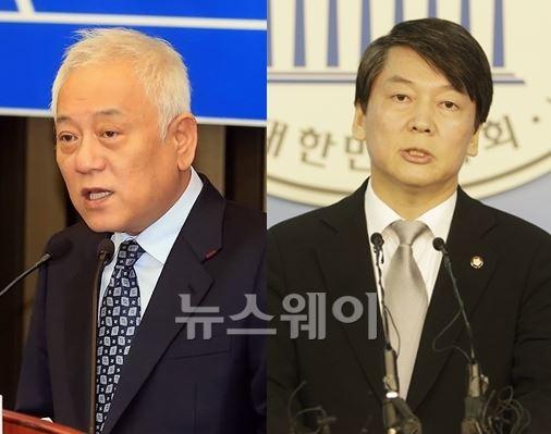 야권연대 가능성 속 시선 쏠리는 김한길-안철수 회동