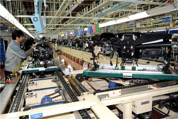 車 부품 수출 260억달러 달성..매년 최고기록 갱신