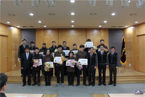 교촌치킨, '청년의 꿈' 4기 장학금 시상식 개최