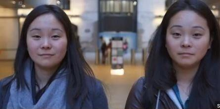 25년 만에 만난 쌍둥이, SNS가 맺어준 혈연