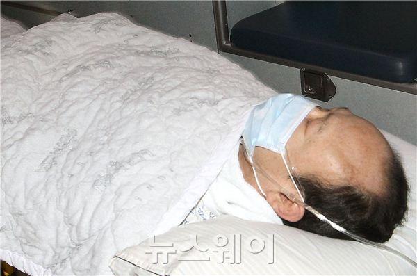김승연 한화 회장 집행유예 선고 받고 풀려나던 날