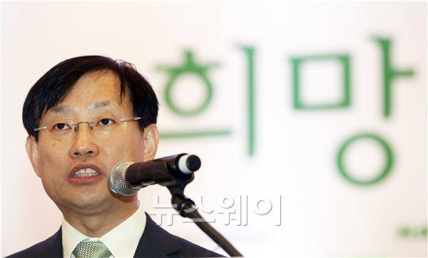 김상헌 네이버 대표, '중소상공인에 희망 심는다'