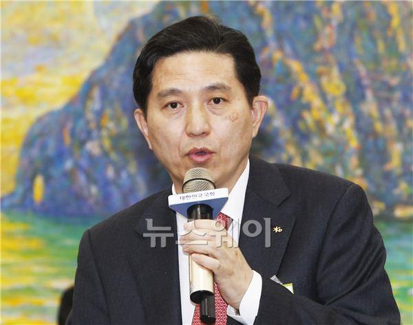 정무위 청문회, 답변하는 임영록 회장