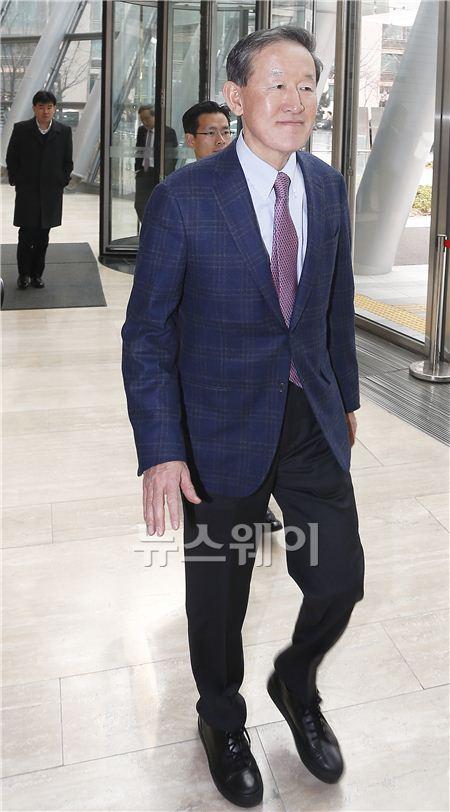 허창수 회장, '전경련 제53회 정기총회 참석'
