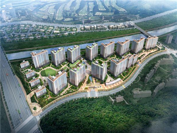 '동탄2 반도유보라 아이비파크 3.0' 28일 견본주택 개관