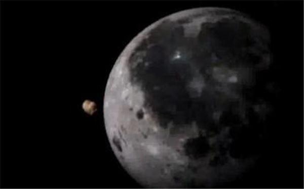 달 거대 운석 충돌…직경 40m 분화구 형성