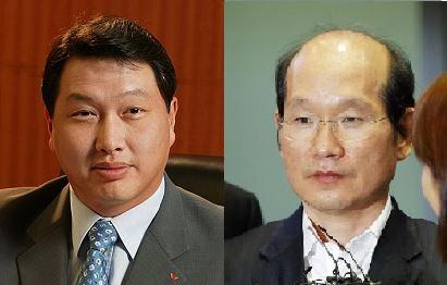 최태원·김원홍의 '잘못된 만남'…동반몰락 불렀다