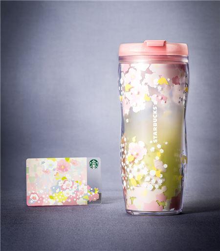 스타벅스, 2014 '무궁화' 텀블러·카드 한정 판매