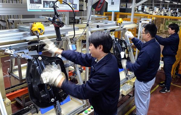 현대·기아차 부품 협력사, 지난해 해외 완성차 납품액 10조원 육박