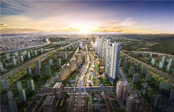 '송파 와이즈 더샵' 상업시설 3월 말 분양