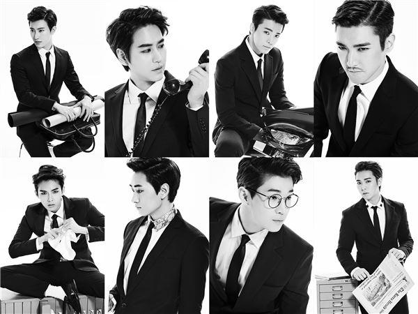 슈퍼주니어-M, 中 CCTV 음악프로그램 통해 오는 22일 컴백무대