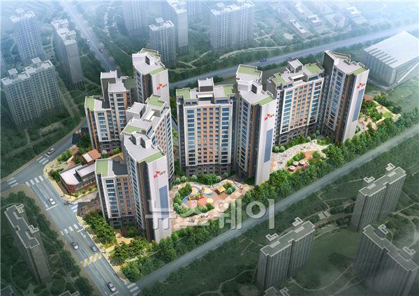 SK건설, 647억 규모 '대치국제아파트 재건축' 수주