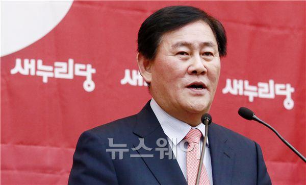 최경환 교섭단체대표 연설