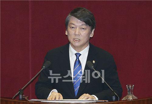 안철수, 남북정상회담·여야공동대북특사 제안