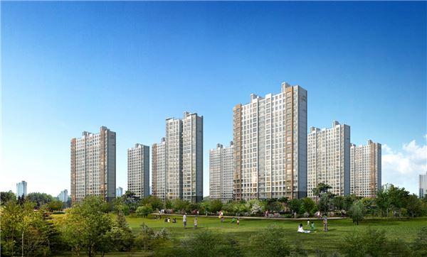 '평택 소사벌지구 우미린 센트럴파크'