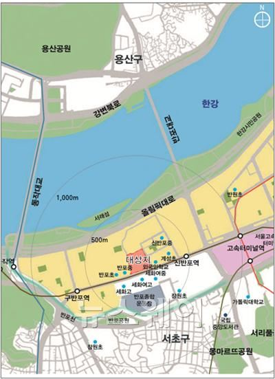 서울시, 신반포15차 최고 34층 아파트로 재건축