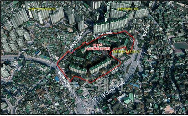서울시, 대림아파트 정비계획 조건부 통과