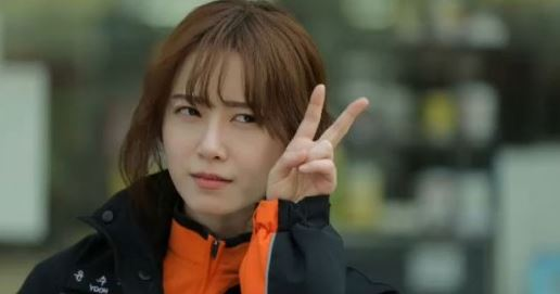 구혜선 '엔젤아이즈' 강렬한 첫 등장…뻔뻔남 엎어치기로 응징