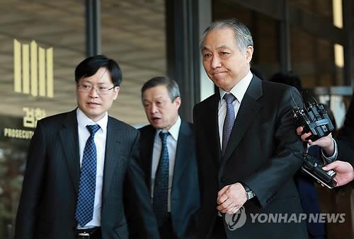 강덕수 전 STX그룹 회장 15일 구속 수감