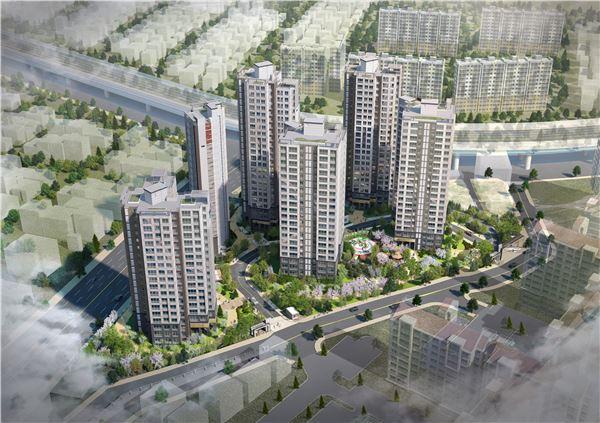 서울 도심 인접 브랜드 아파트 '인기몰이'