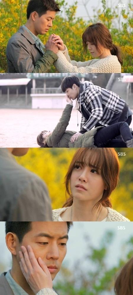 """'엔젤 아이즈' 구혜선, 이상윤 정체 알아… """"잠깐 그 입 좀 닥치고 있어"""""""