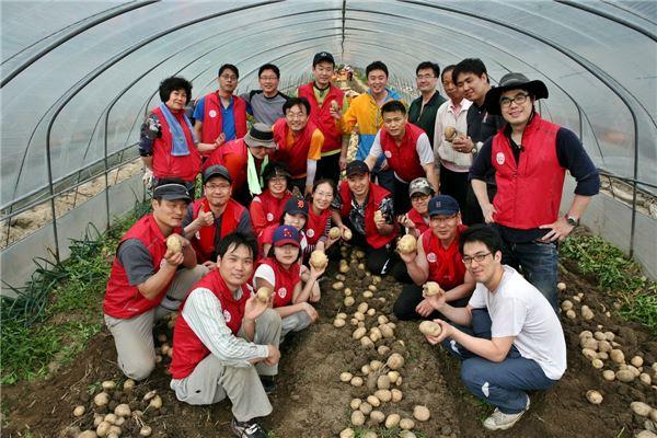 농심, 농식품부와 '상생협력·동반성장 협약' 체결