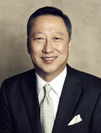 박용만 두산그룹 회장, 지난 6일 美서 '2014 밴 플리트상' 수상