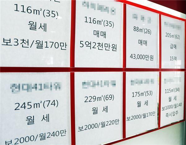 수익형부동산 '흔들'…은퇴자들 고민 깊어져