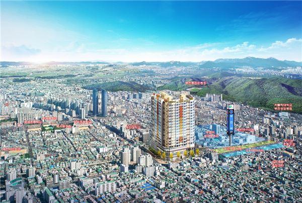 '부천역 동도센트리움' 견본주택 개관