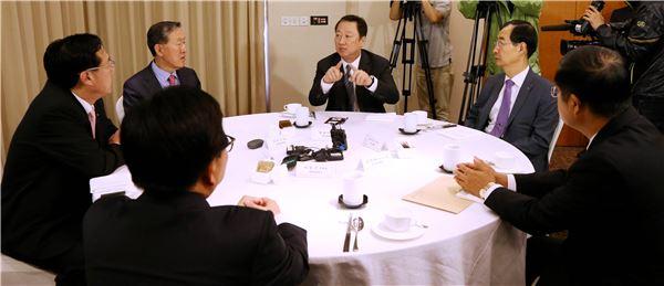 경제5단체, '안전 대한민국' 건설에 팔 걷어