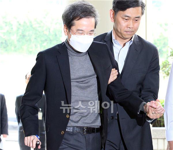 이재현 CJ 회장, '건강 극도로 악화' 구속집행정지 호소